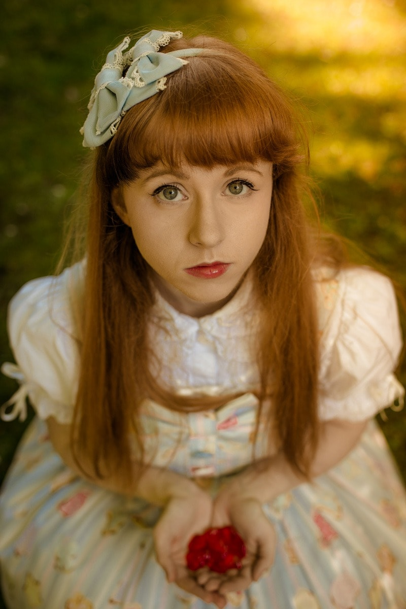 alice in wonderland photoshoot dublin
