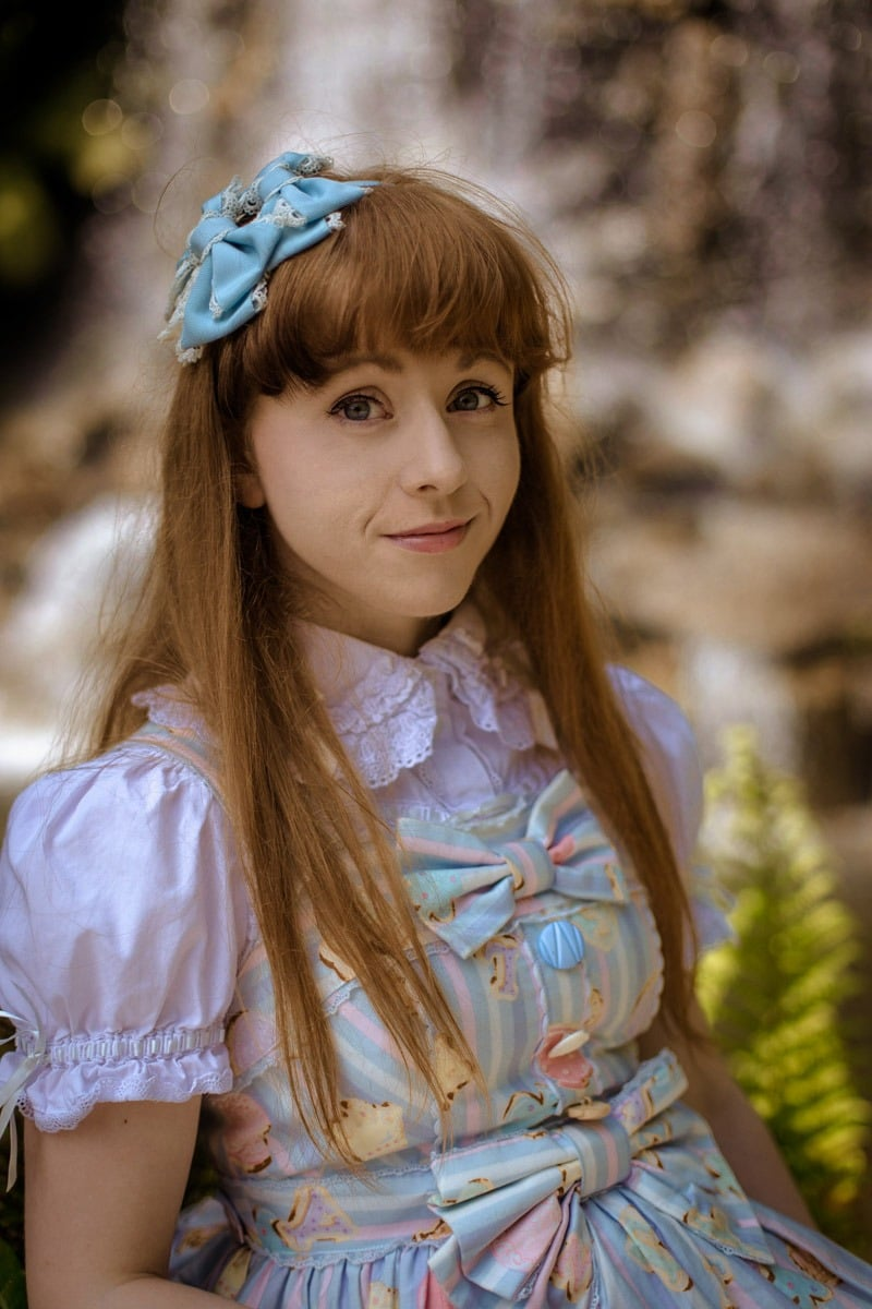 lolita fashion photography