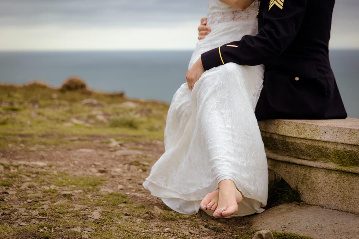 Elopement photography in Ireland