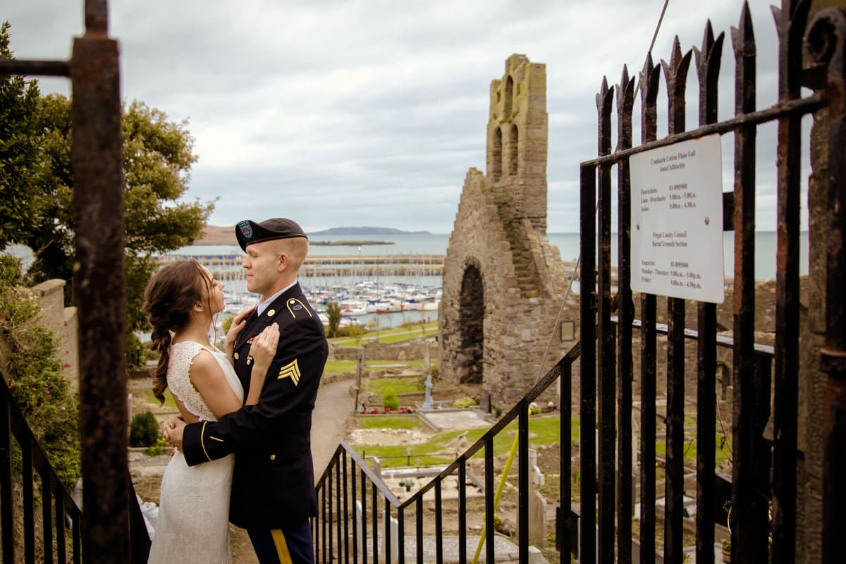 Intimate Wedding in Howth