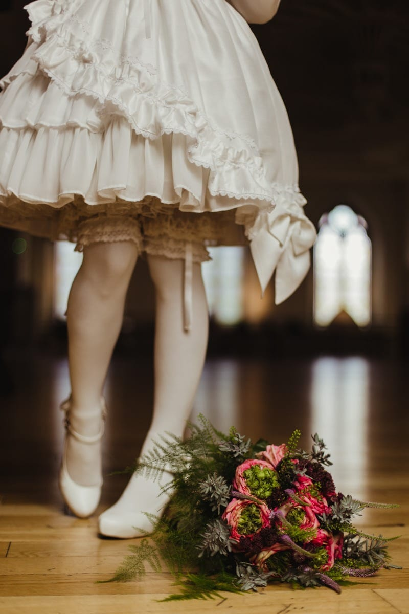 lolita wedding inspiration (16)
