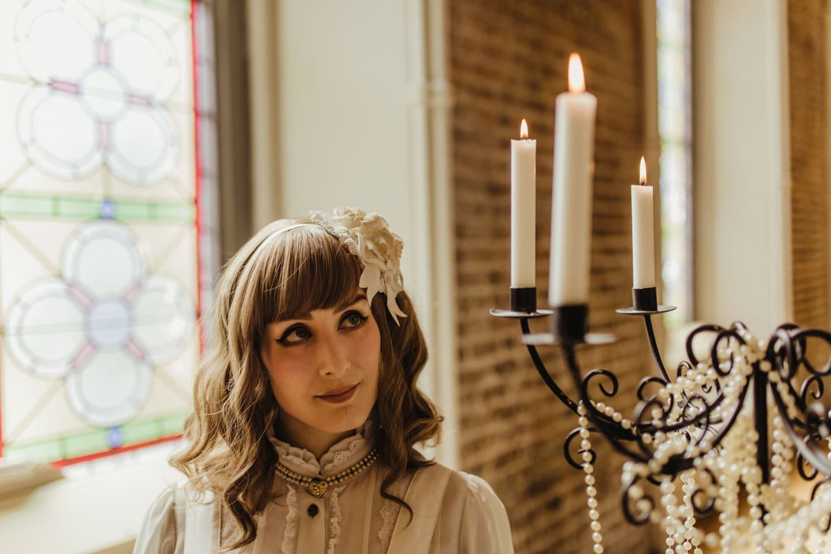lolita wedding inspiration (21)