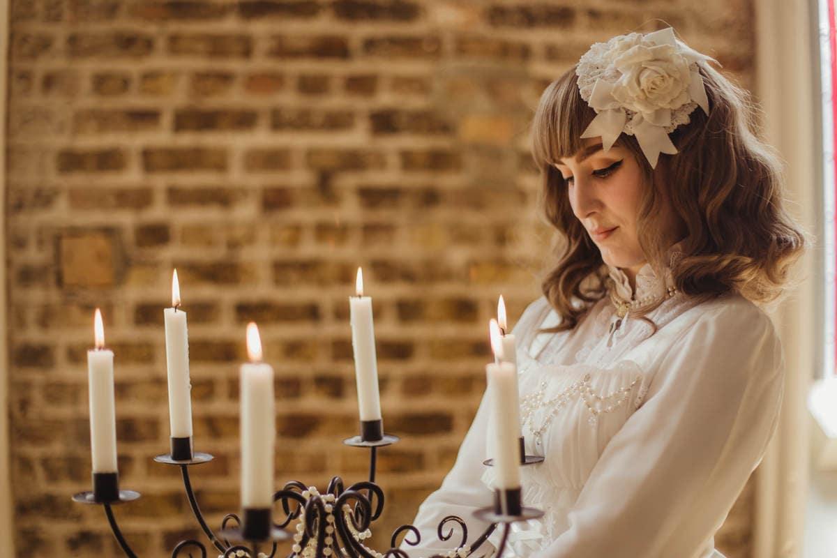 lolita wedding inspiration (24)