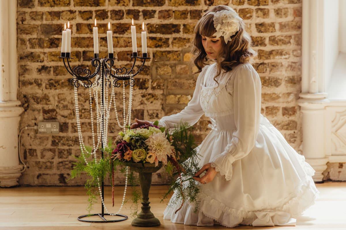 lolita wedding inspiration (26)