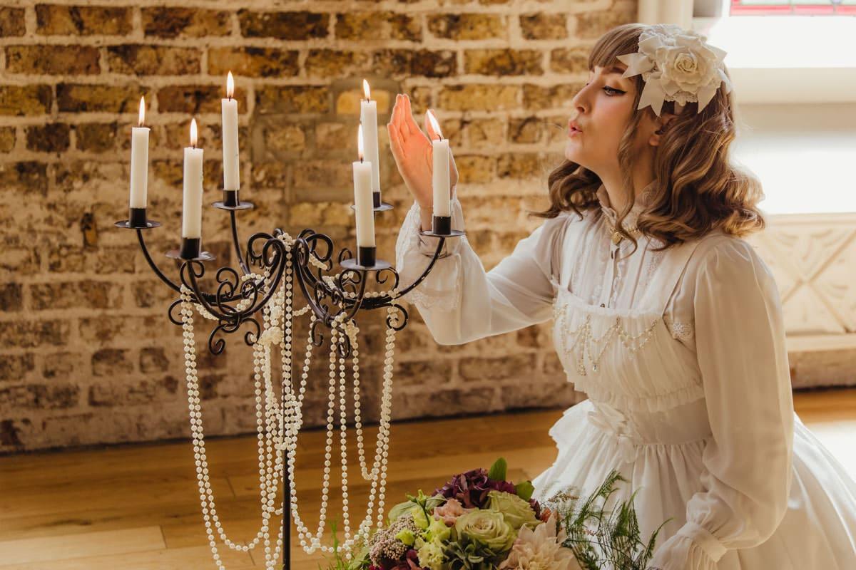 lolita wedding inspiration (28)