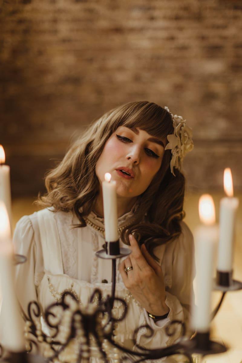 lolita wedding inspiration (31)