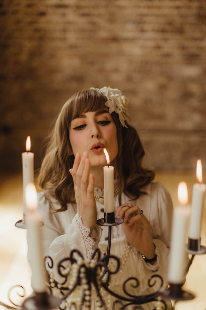 lolita wedding inspiration (32)