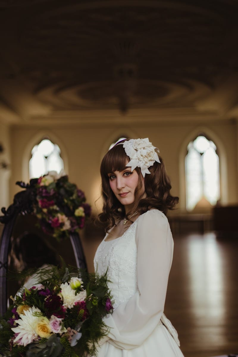 lolita wedding inspiration (46)
