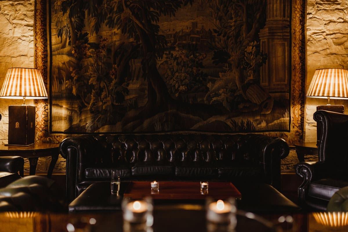 elegant bar at cliff at lyons kildare