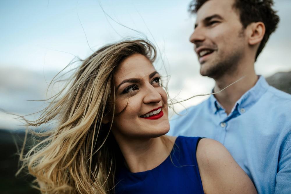 couple portraits engagement session