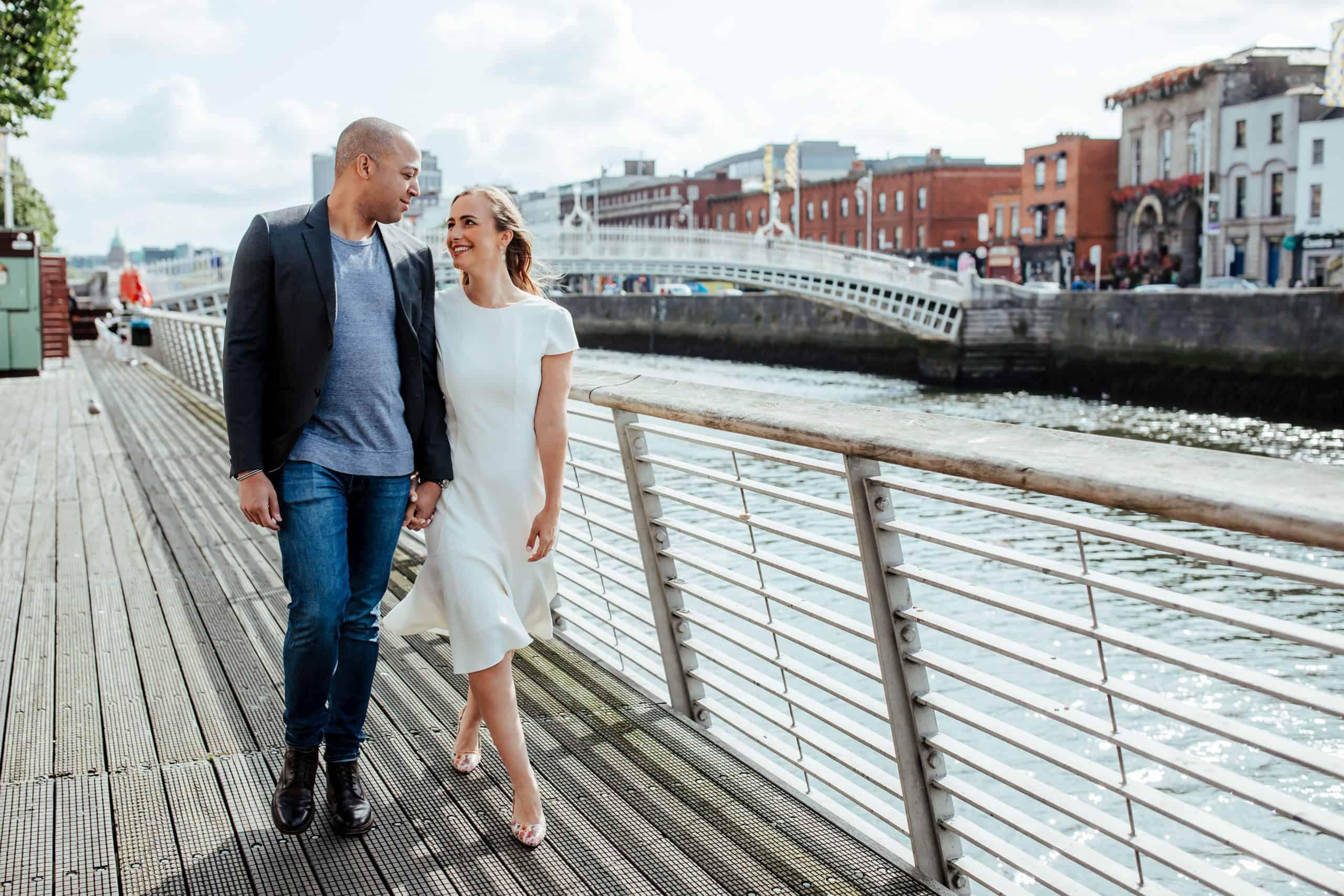 pre-wedding photos in dublin
