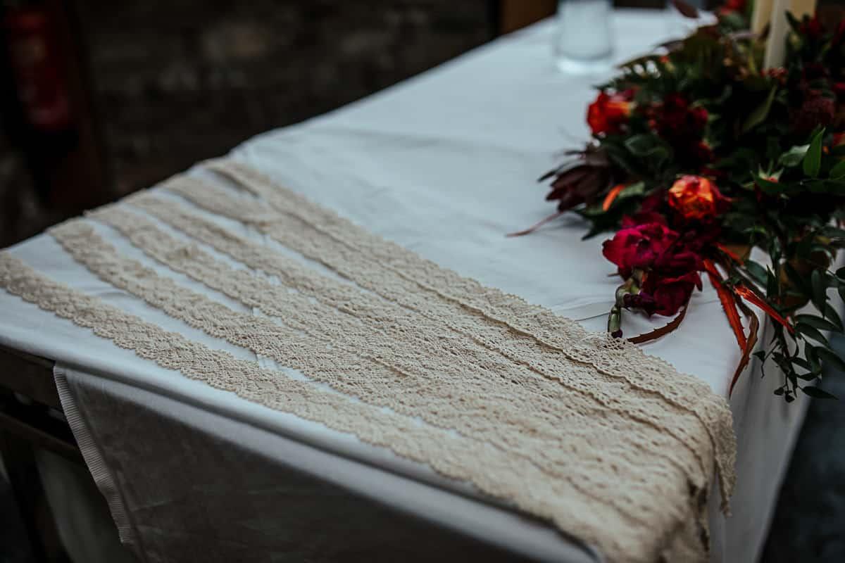 handfasting ribbons for wedding ceremonh