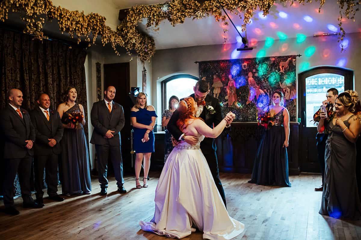 barberstown castle wedding first dance