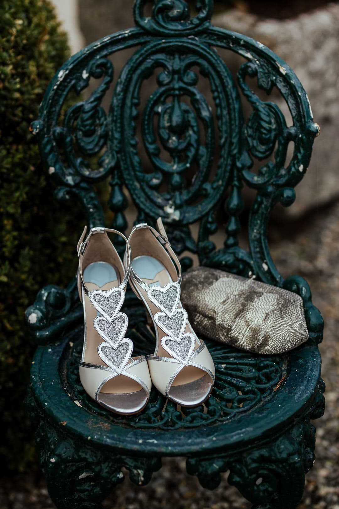 betsy johnson bridal shoes with hearts vintage wedding shoes