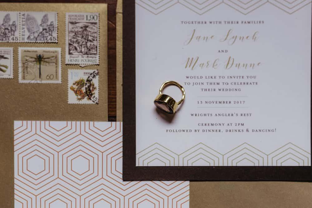 juvi designs statement ring alternative bridal jewellery