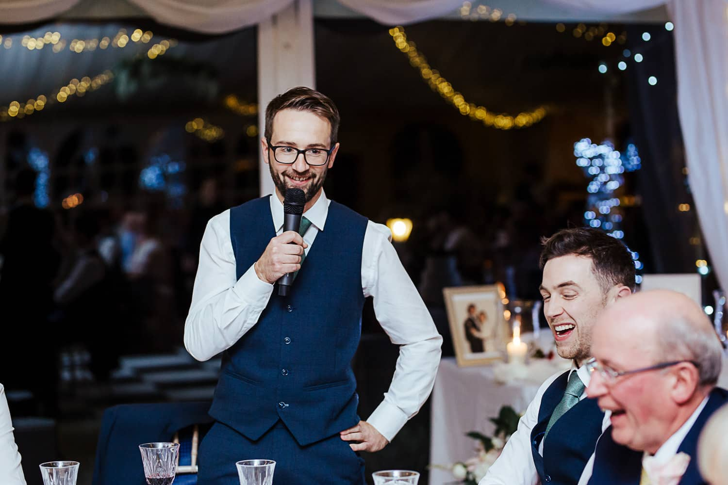 best man's last wedding speech