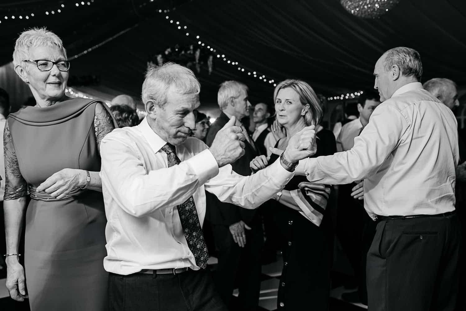 dance photos at ashley park house wedding