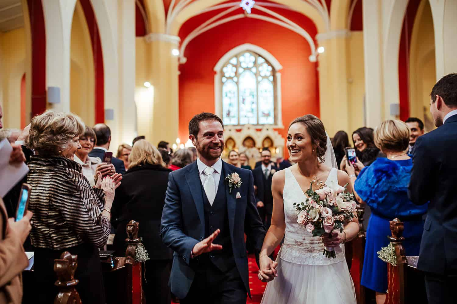 wedding ceremony ireland wedding photographer