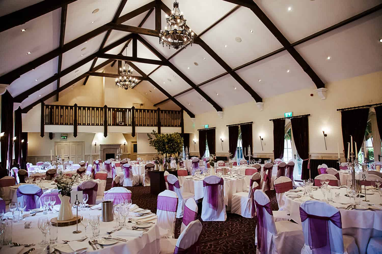 the river suite in brookhall exclusive rustic wedding venue ireland