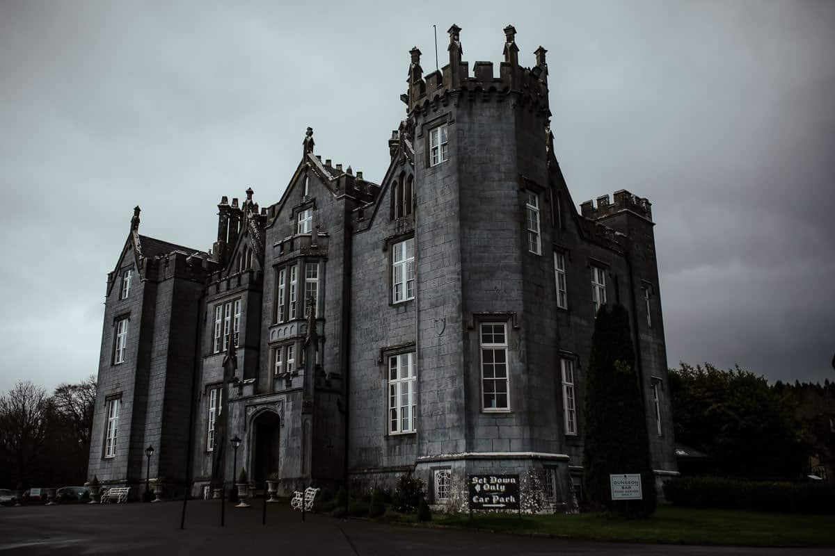 kinnitty castle birr co offaly