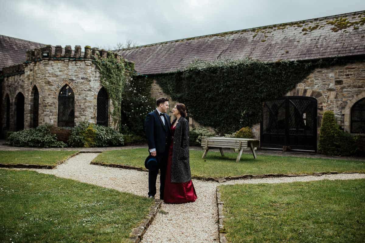 kinnity castle wedding wedding photographer ireland
