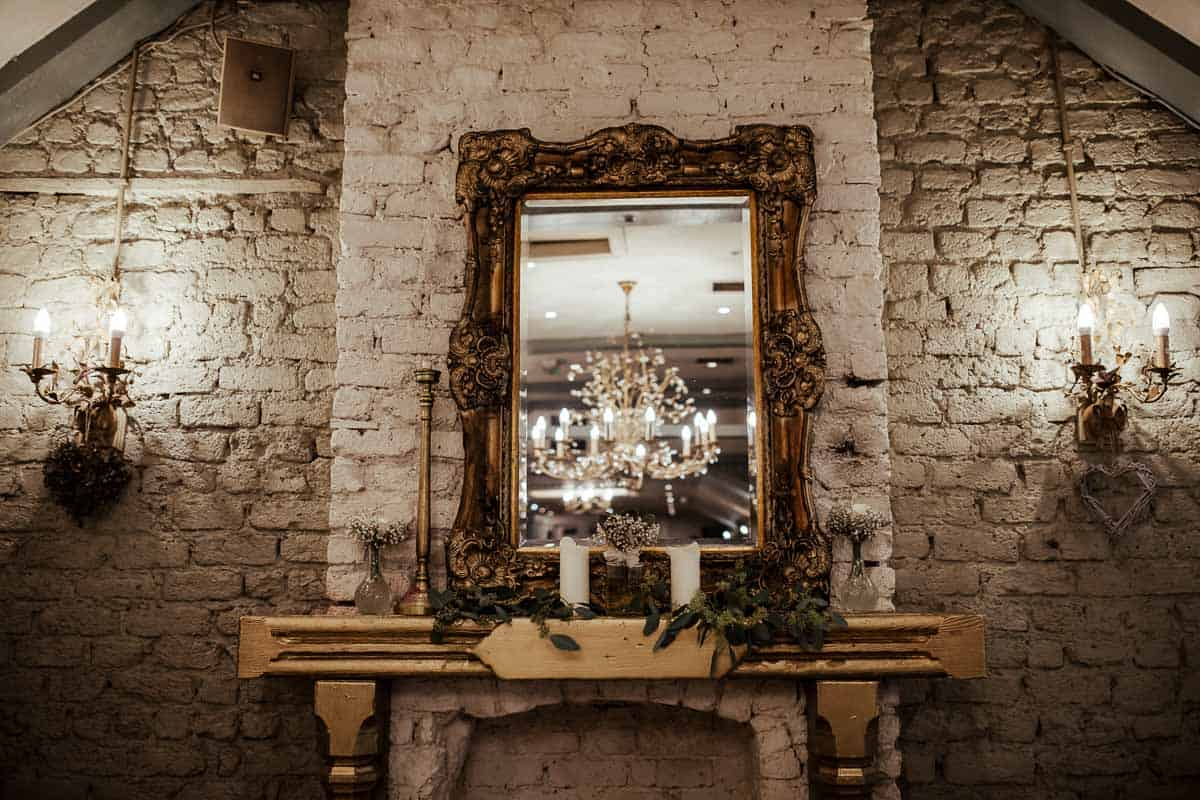 gold phoenix room wrights anglers rest wedding dublin
