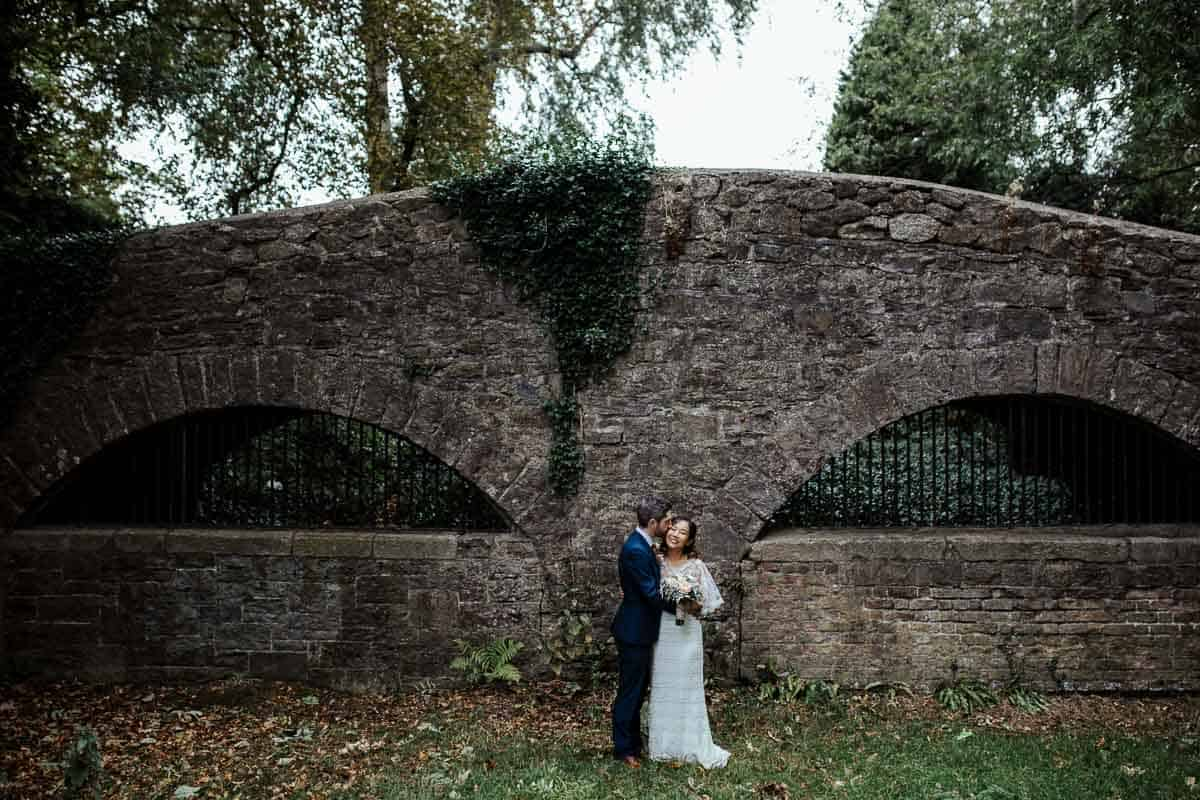 wrights anglers rest wedding photos in phoenix park