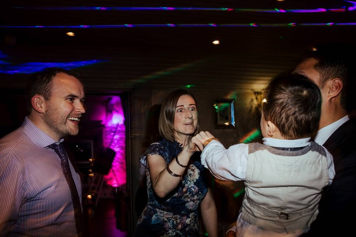 first dance at wrights anglers rest wedding dublin