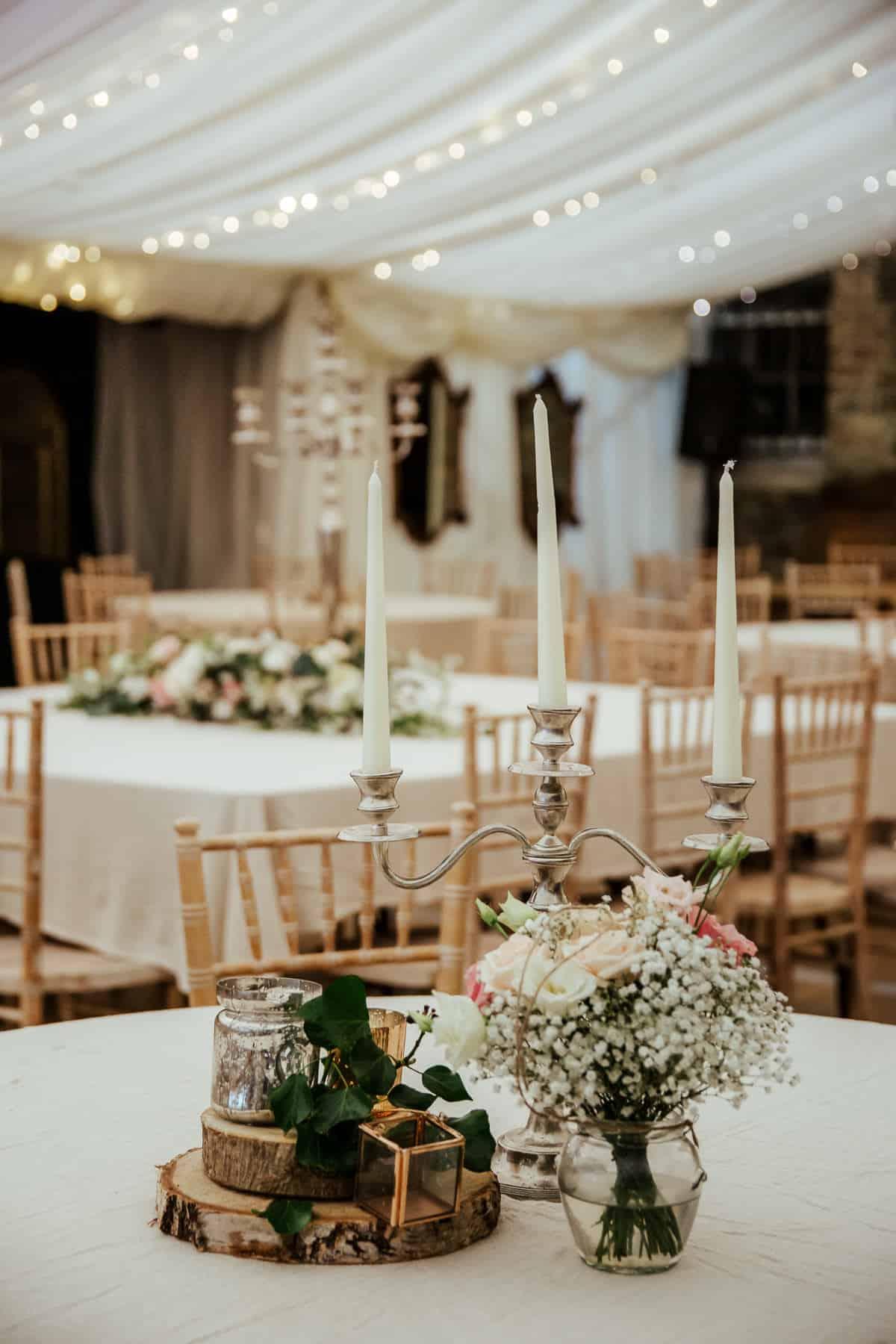 trudder lodge wedding venue marquee