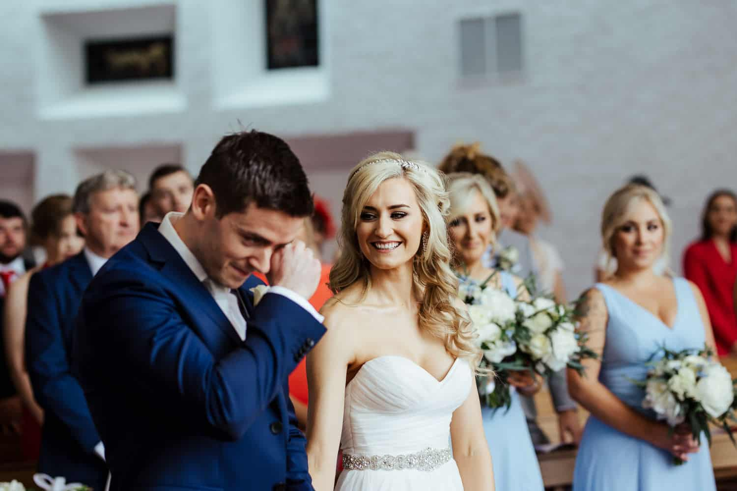 wedding photographer ireland bellingham castle