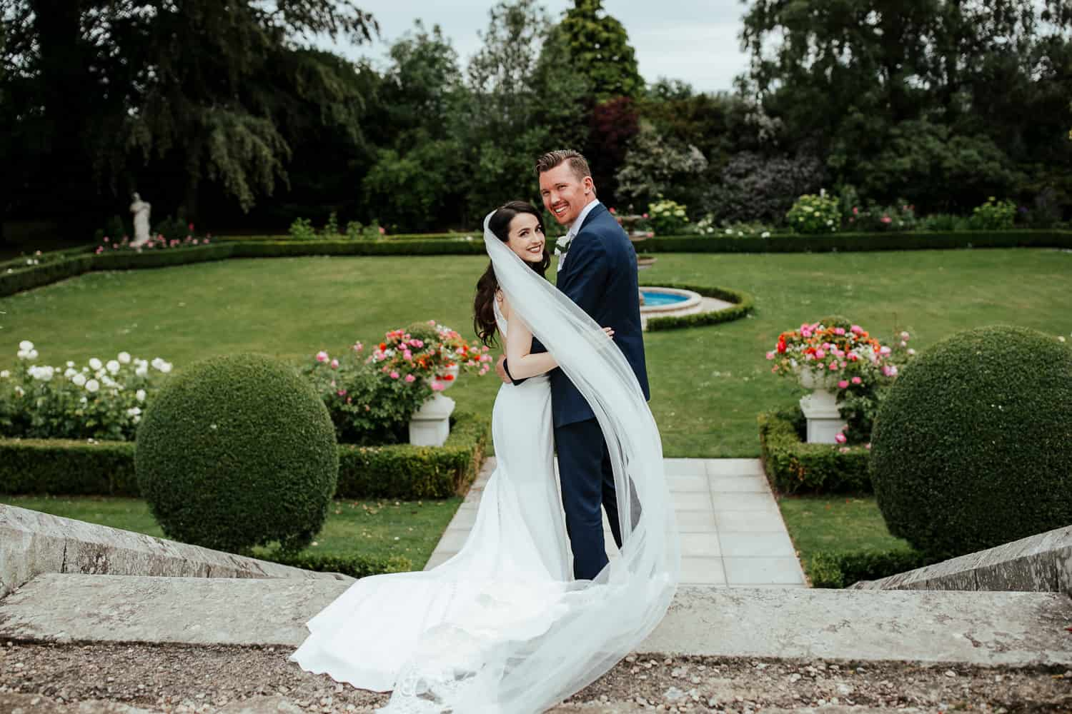 wedding photographer ireland tinakilly house