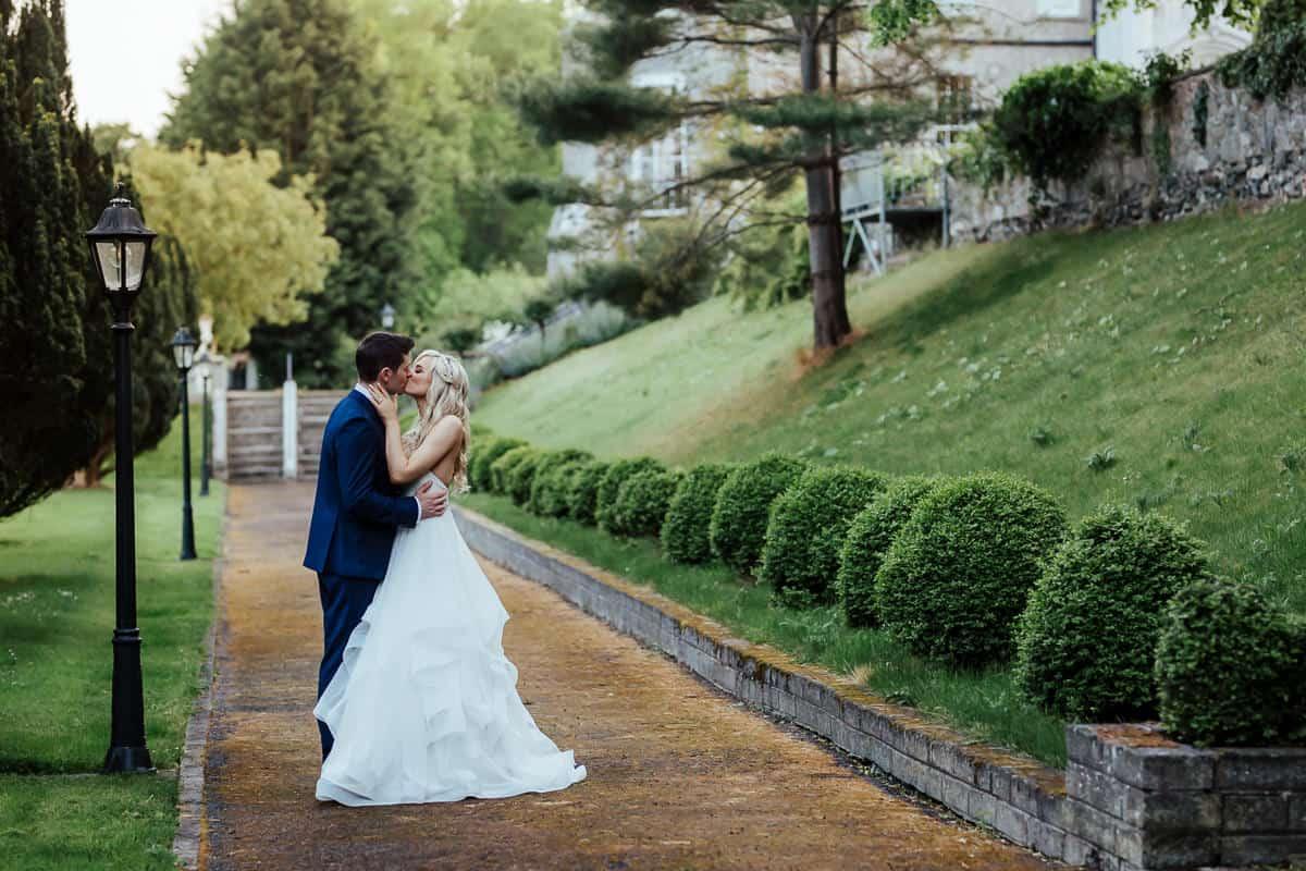 irish castle wedding bellingham castle
