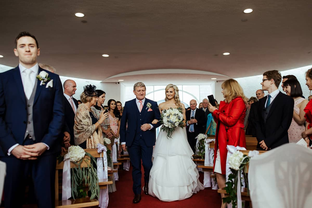 laytown sacred heart church wedding ceremony