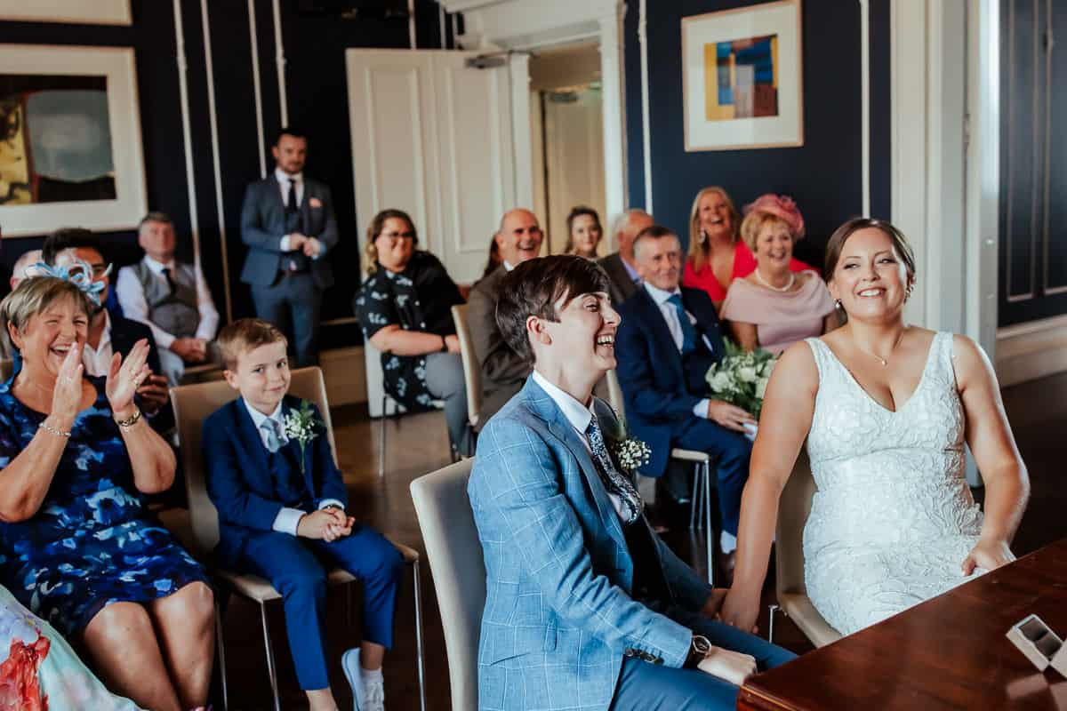 25 fitzwilliam place wedding ceremony