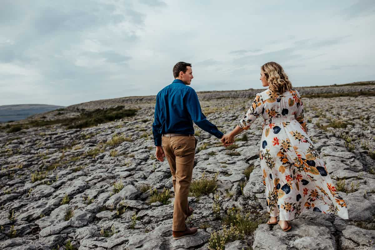 photoshoot locations in co clare the burren