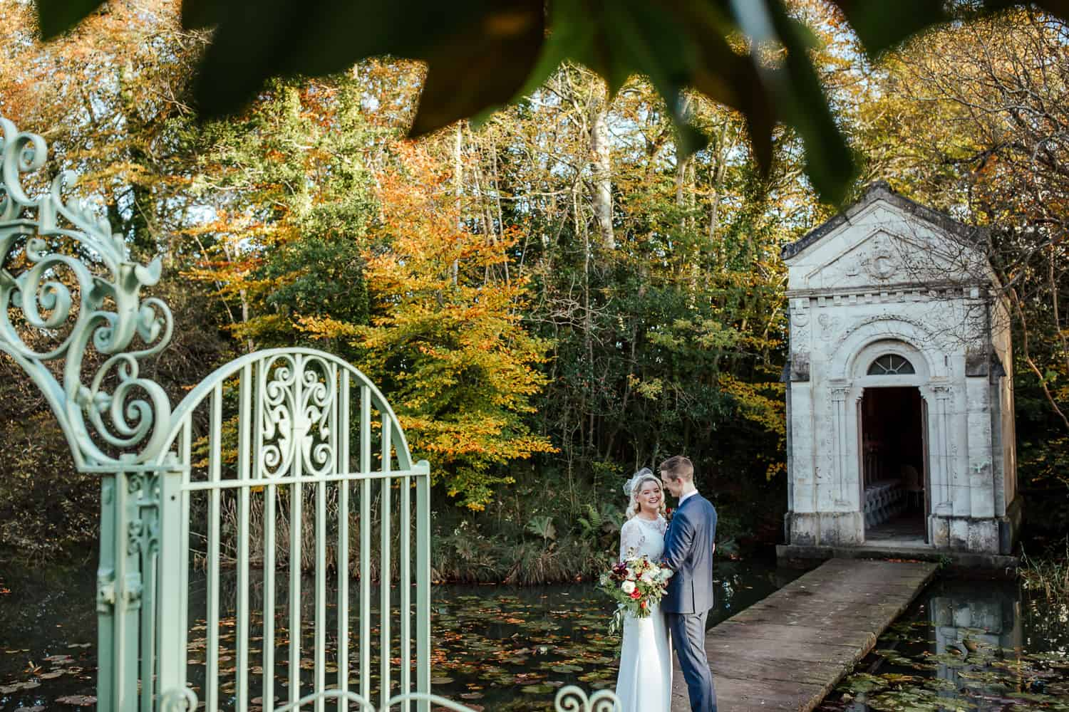 unique wedding venues in kildare cliff at lyons