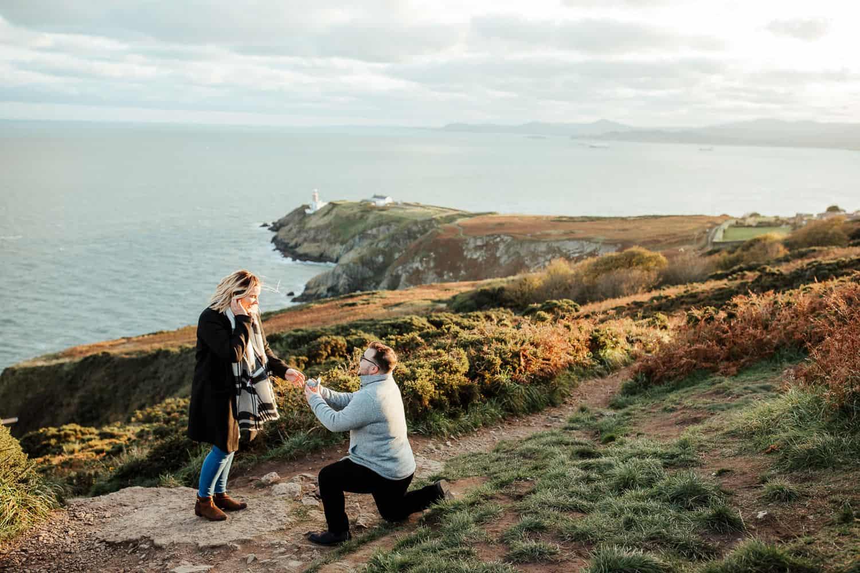 surprise proposal in dublin