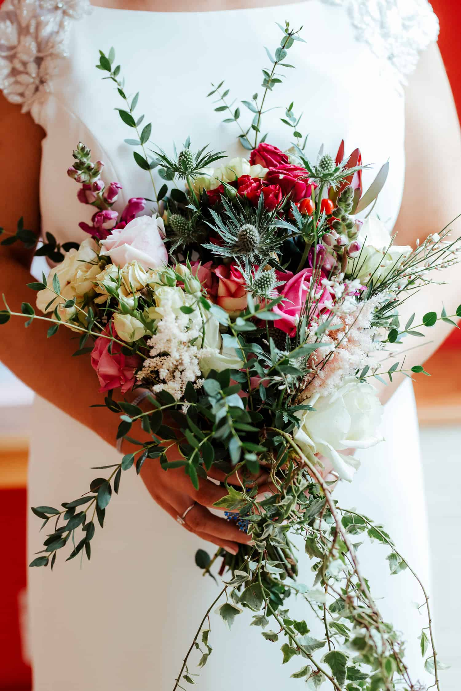 wild bouquet co clare wedding