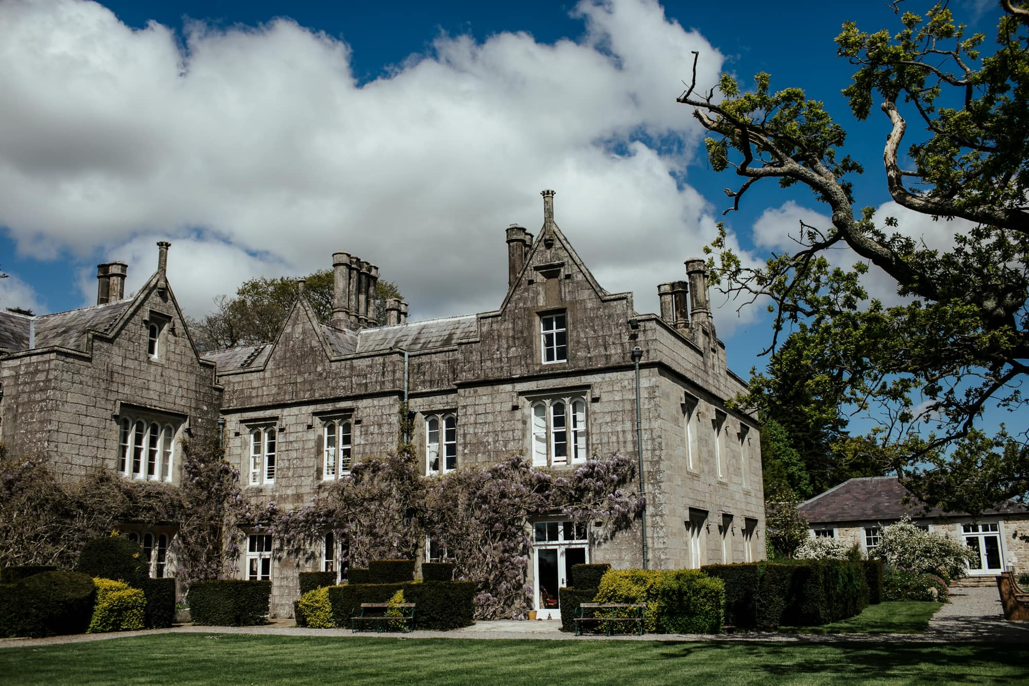 lisnavagh house co carlow