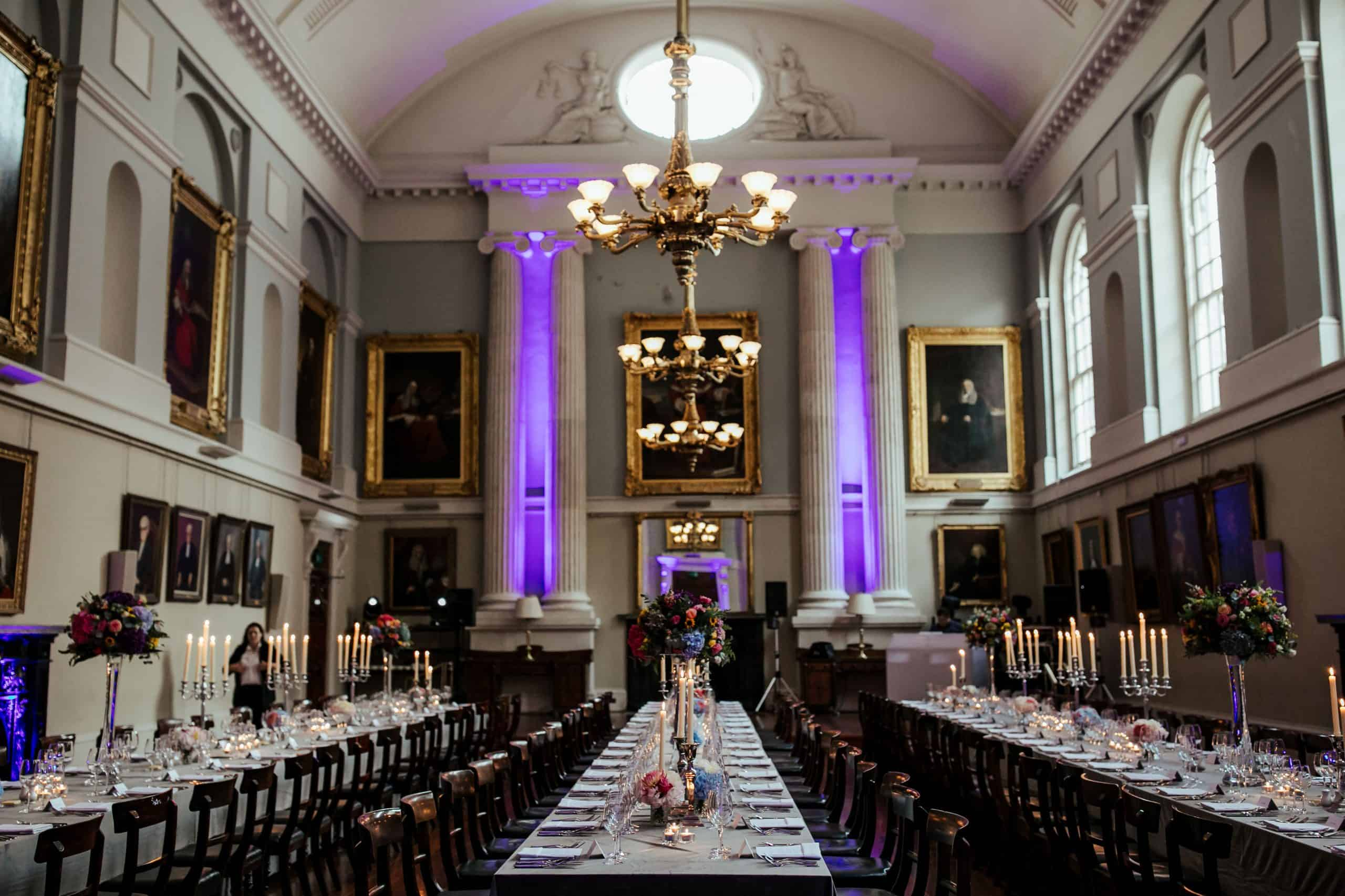 kings inn wedding venue in dublin