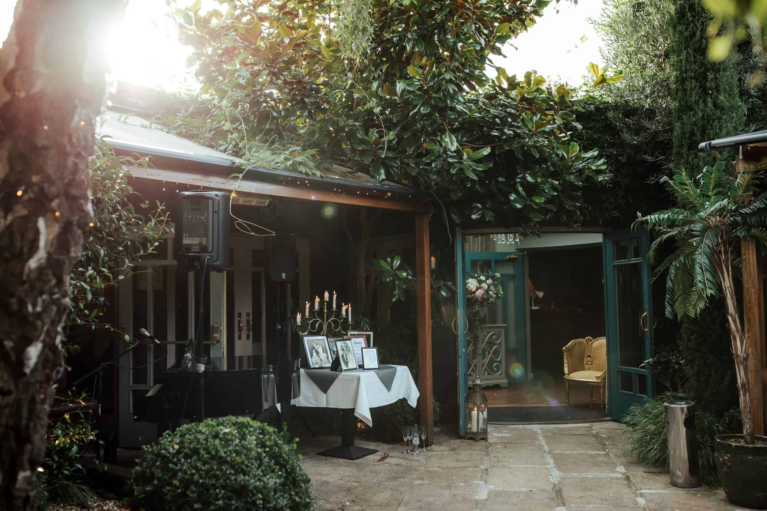 courtyard at marco pierre white donnybrook best dublin wedding venues