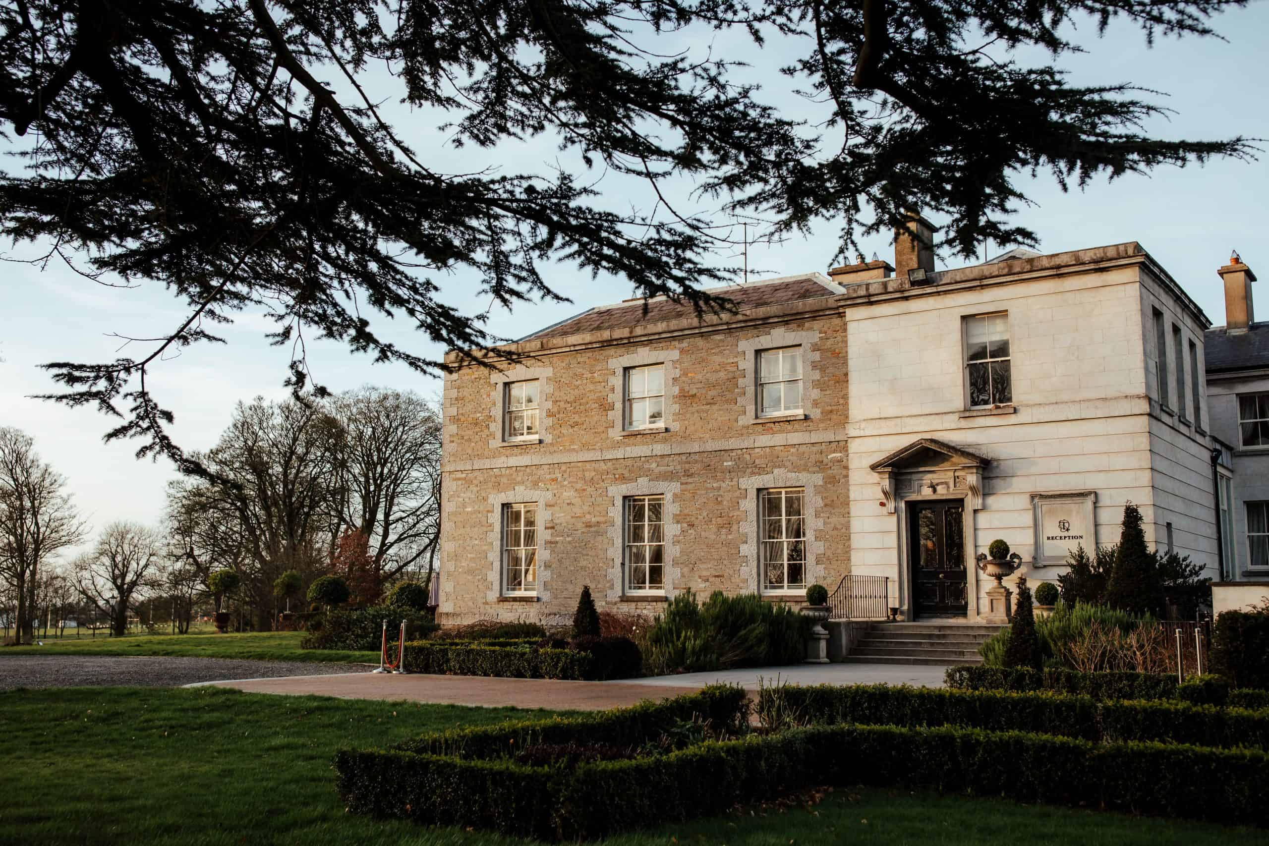Tankardstown House one of the best wedding venues in Meath