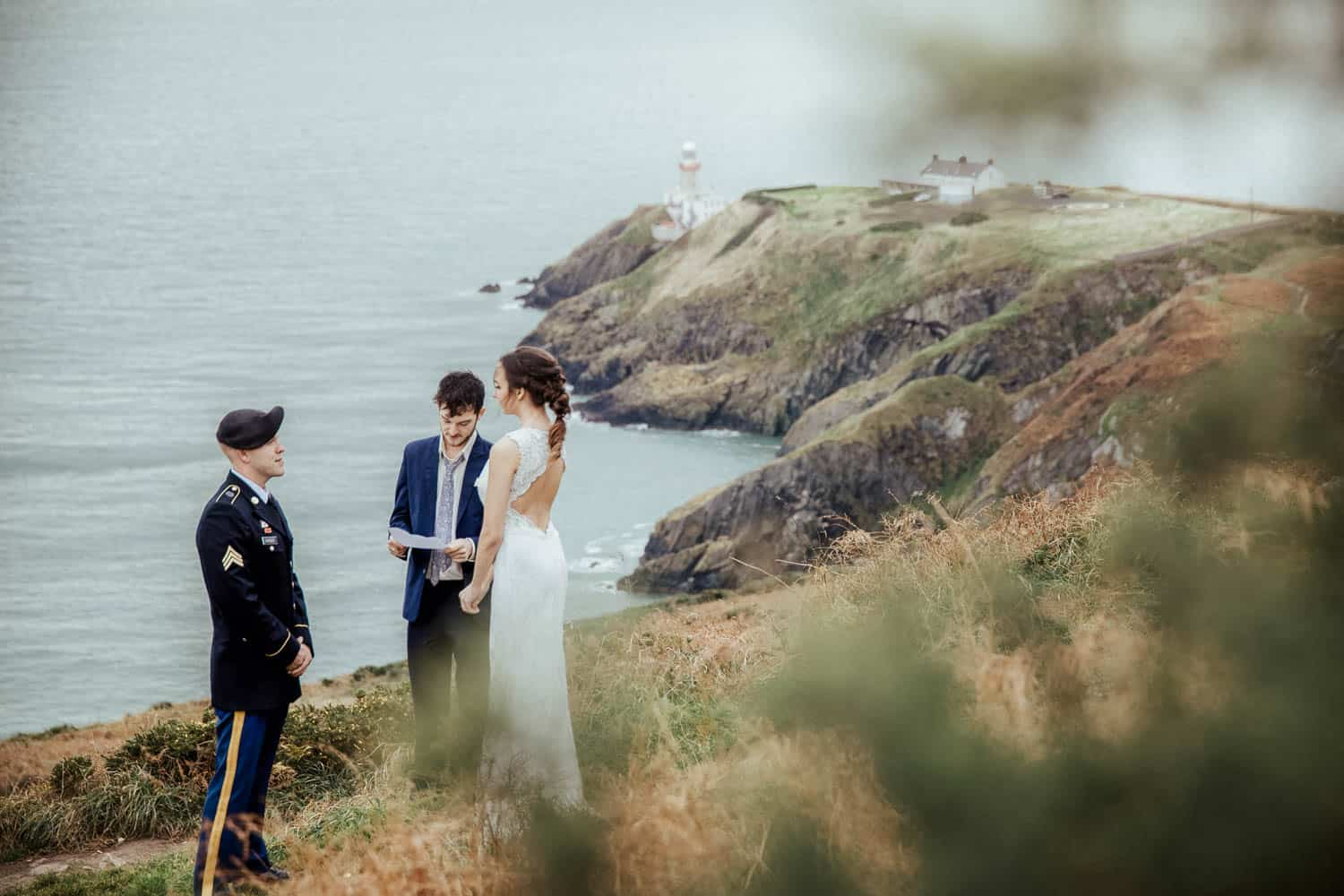 eloping in ireland howth
