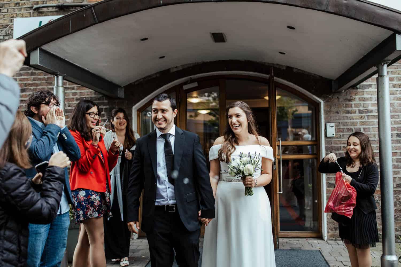 dublin registry office wedding