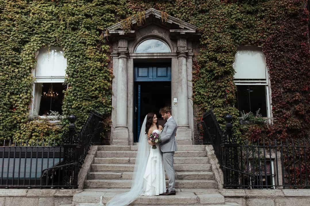 the shelbourne hotel wedding photos