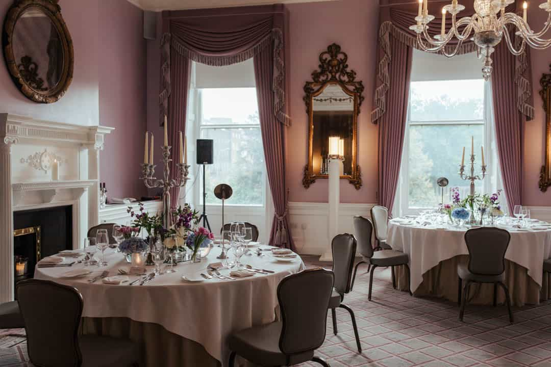 intimate weddings at the shelbourne hotel dublin